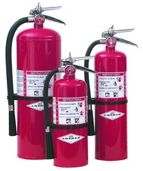 Regular Dry Chemical Extinguishers
