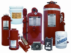 A-101 Fire Suppression Systems
